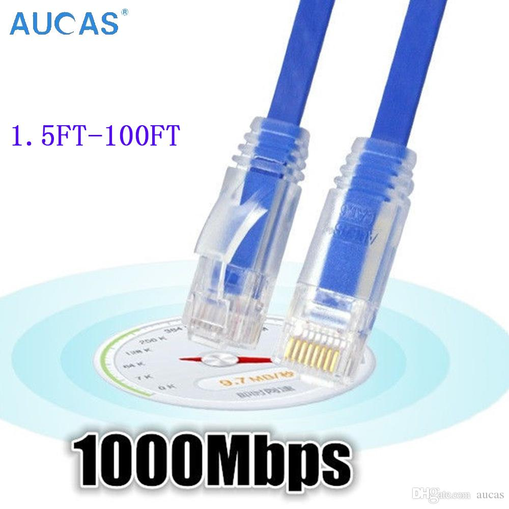medium resolution of aucas 0 5m 30m rj45 cat6 network cable ethernet lan utp patch lead internet cable wire blue computer cables online computer network cables and connectors