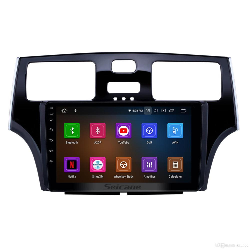 medium resolution of 9 inch android 9 0 touchscreen car radio for 2001 2002 2003 2004 2005 lexus es with bluetooth gps navi wifi usb support rear camera car dvd portable dvd