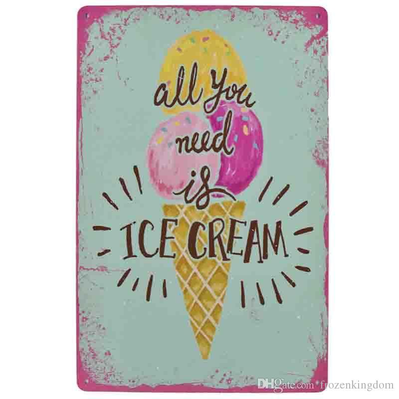 ice cream idea british