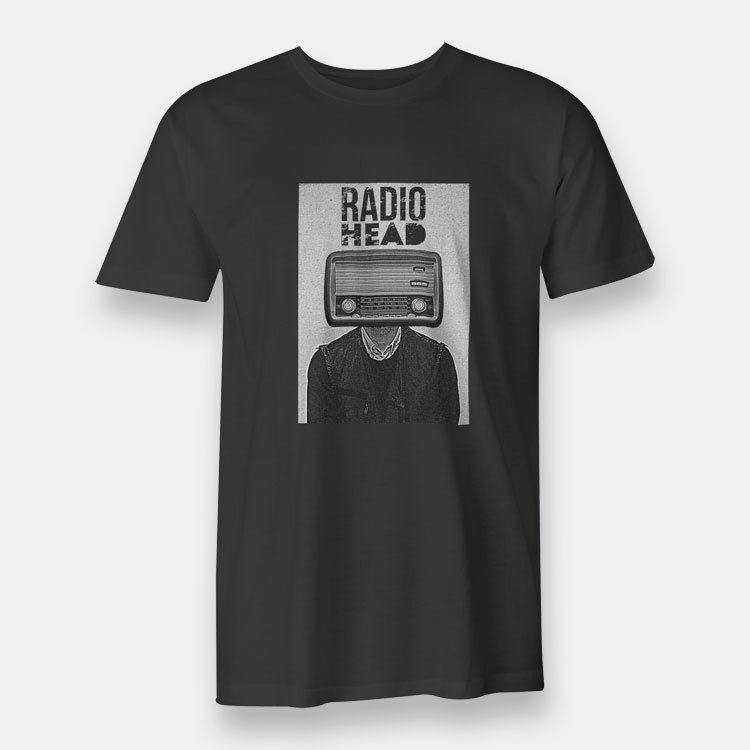 radiohead grunge t shirt
