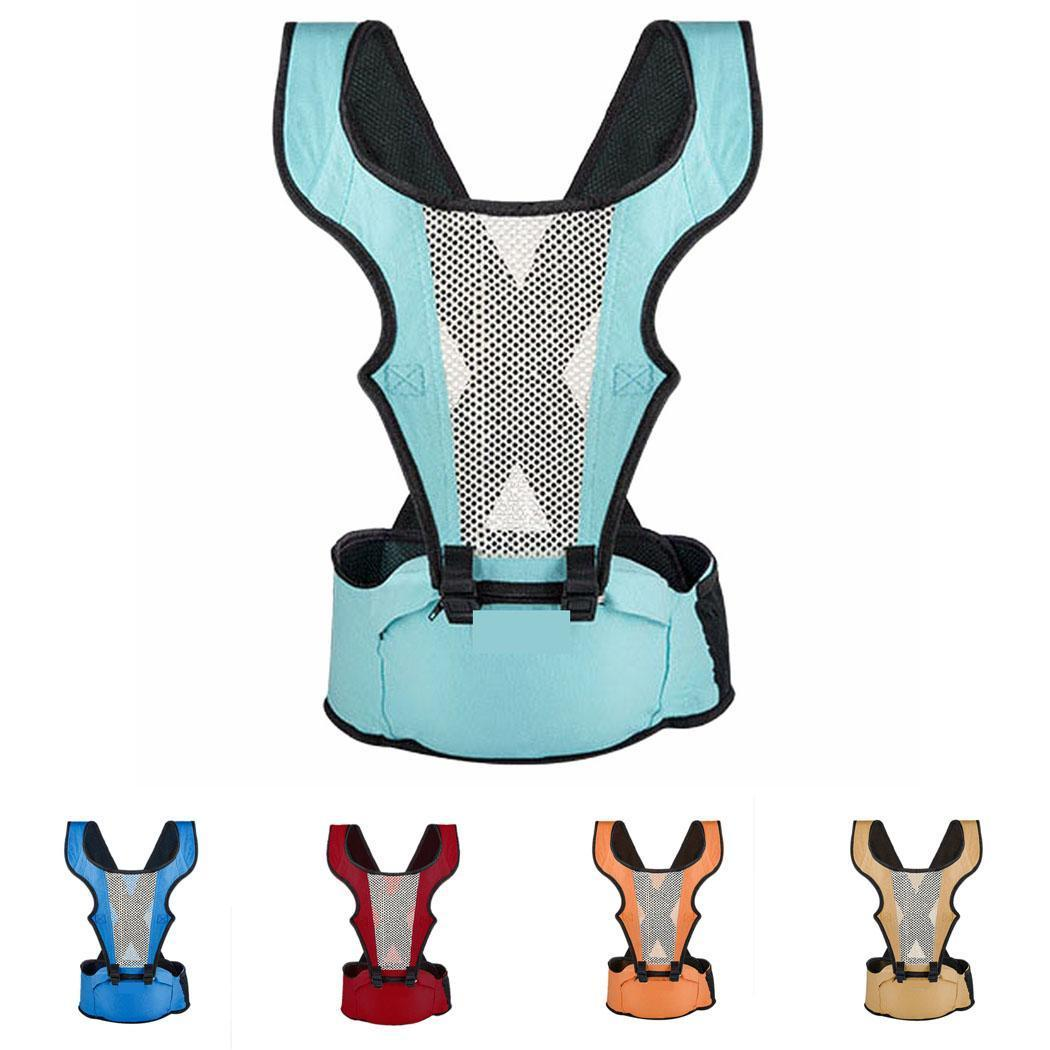 New Multifunctional Baby Carrier Breathable Infant Sling Waist Stool New Fashion Baby Waist Stool Carrier
