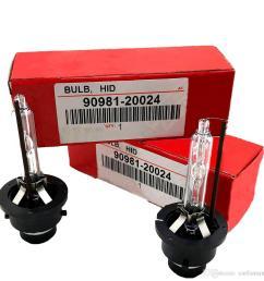 12v 35w hid xenon bulbs headlamp with box 90981 20005 90981 20008 90981 20013 90981 20024 90981 20029 d2s d2r d4s d4r for toyota xenon headlights kits xenon  [ 1000 x 1000 Pixel ]