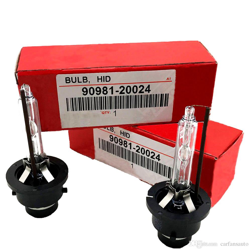 hight resolution of 12v 35w hid xenon bulbs headlamp with box 90981 20005 90981 20008 90981 20013 90981 20024 90981 20029 d2s d2r d4s d4r for toyota xenon headlights kits xenon