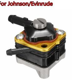 2019 outboard fuel pump assembly for johnson evinrude 6hp 9 9hp 15hp pre 1993 397839 engine motor from renhuai888 50 3 dhgate com [ 1200 x 1200 Pixel ]