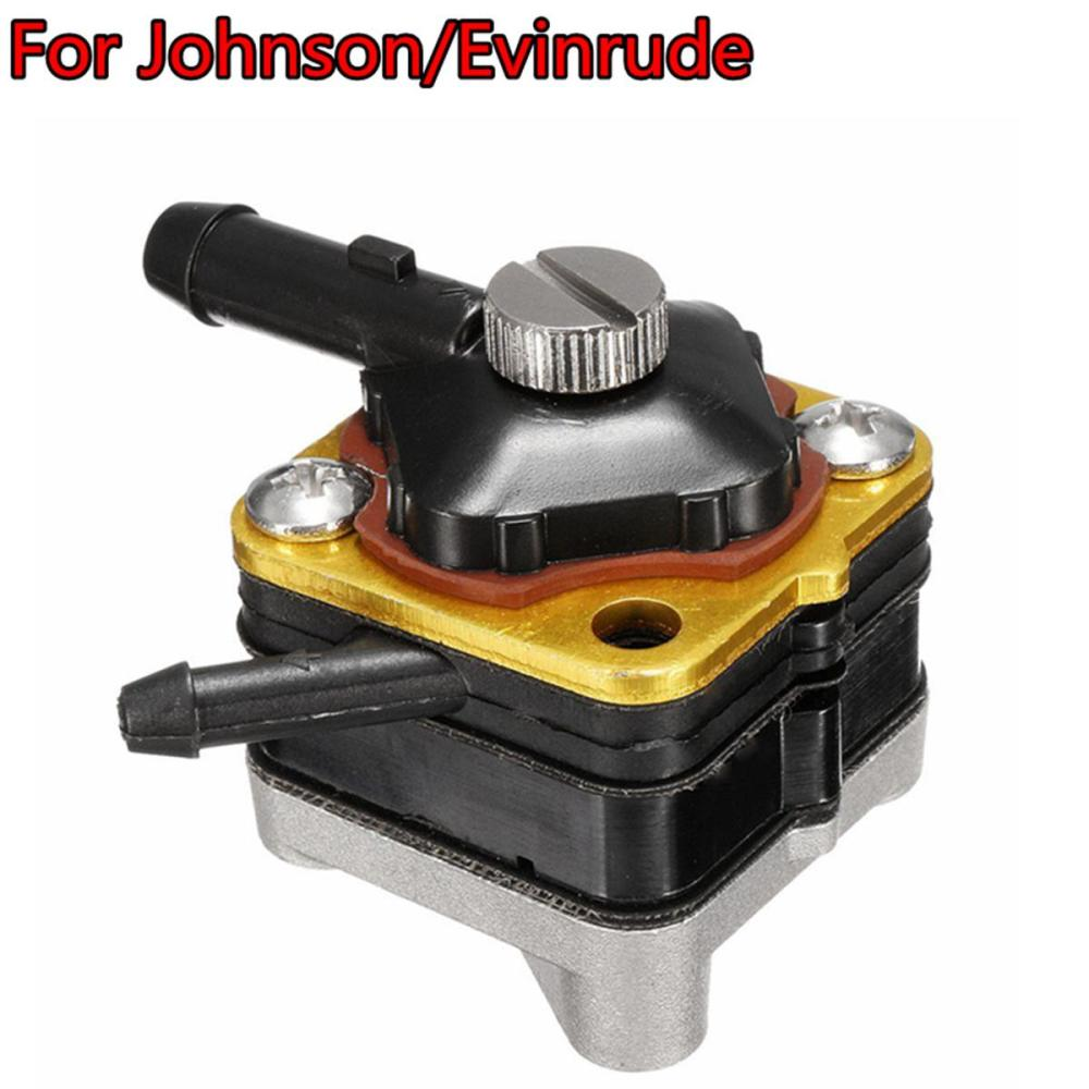 medium resolution of 2019 outboard fuel pump assembly for johnson evinrude 6hp 9 9hp 15hp pre 1993 397839 engine motor from renhuai888 50 3 dhgate com