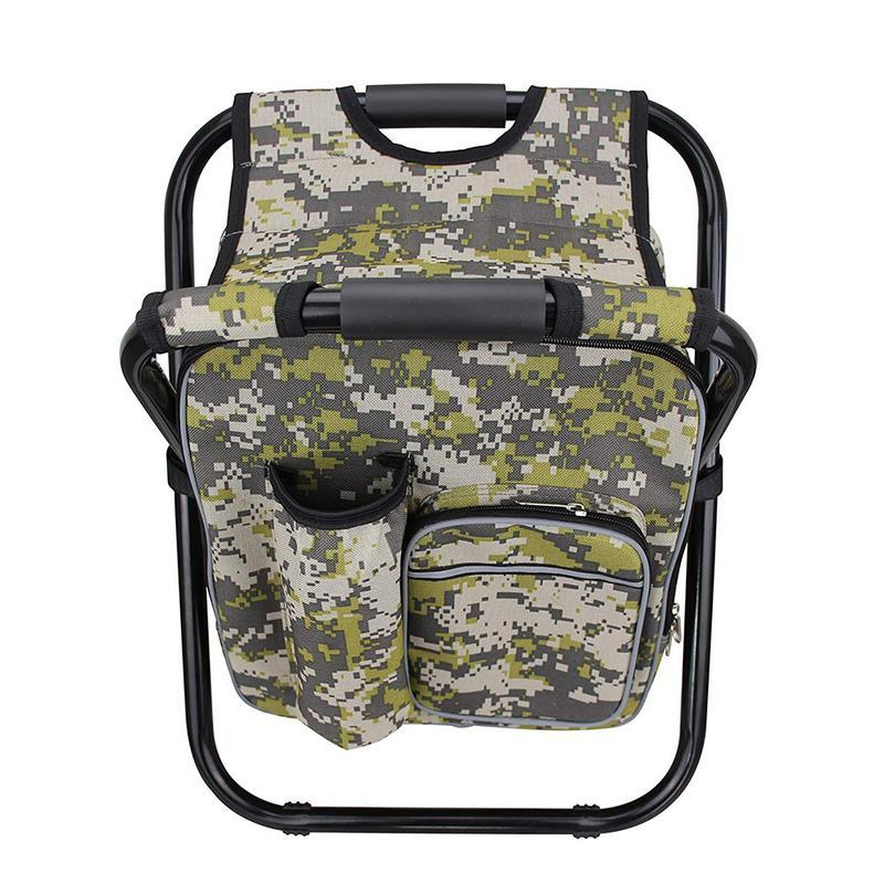 fishing cooler chair outdoor papasan cushion portable 3 in 1 multifunctional foldable picnic bag backpack stool camping backpacks from arrownet