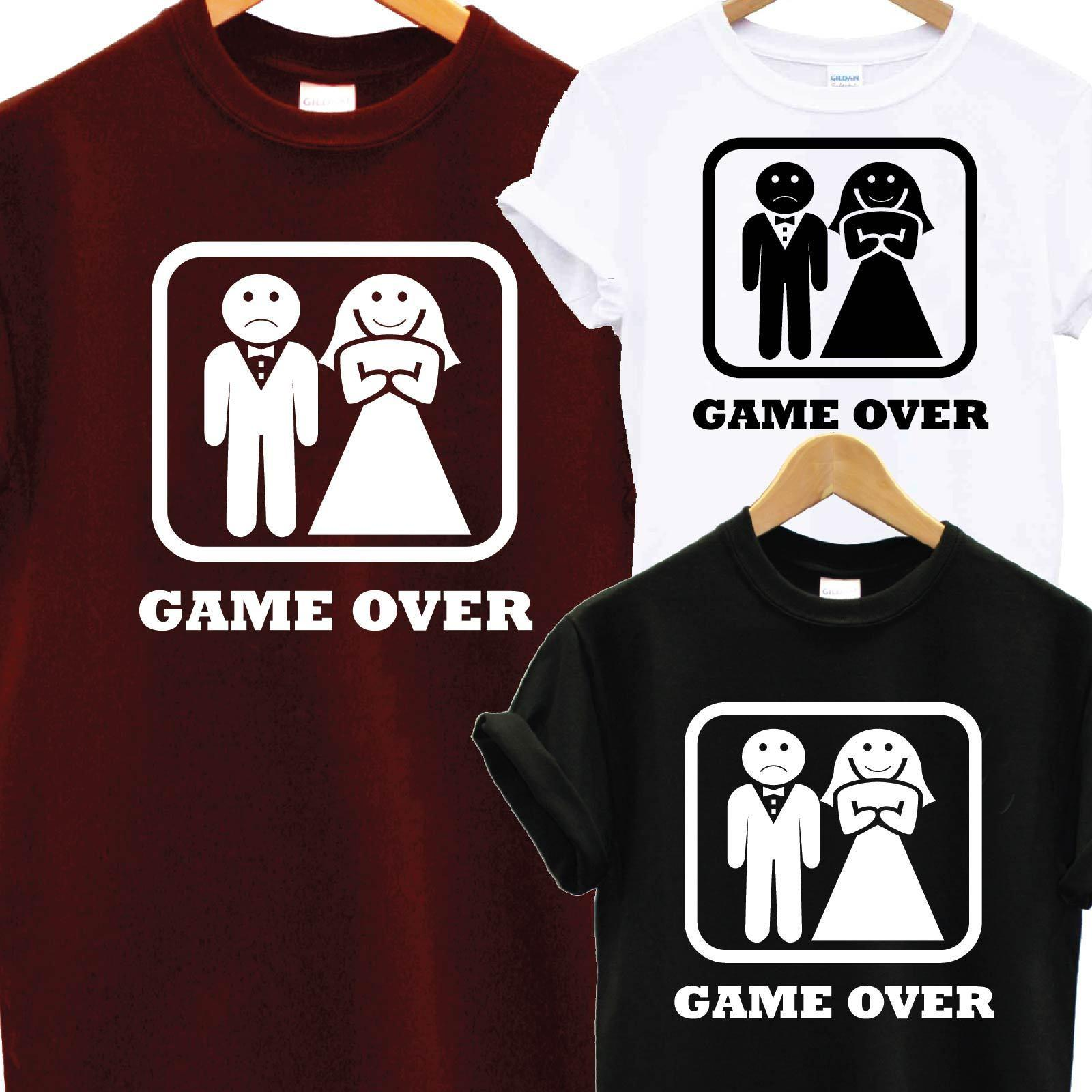 game over funny wedding