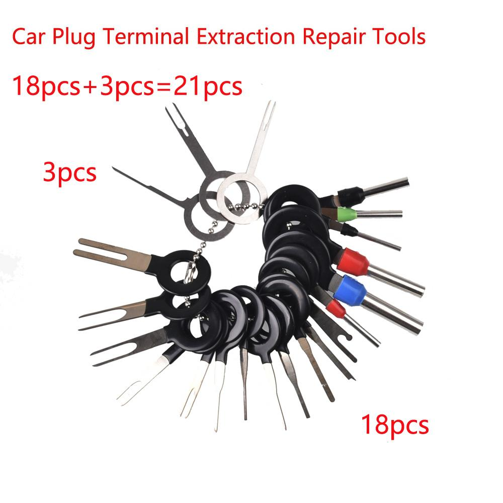 hight resolution of auto car remove tool kit plug circuit board wire harness terminal extraction pick connector crimp pin back needle automotive computer diagnostics automotive