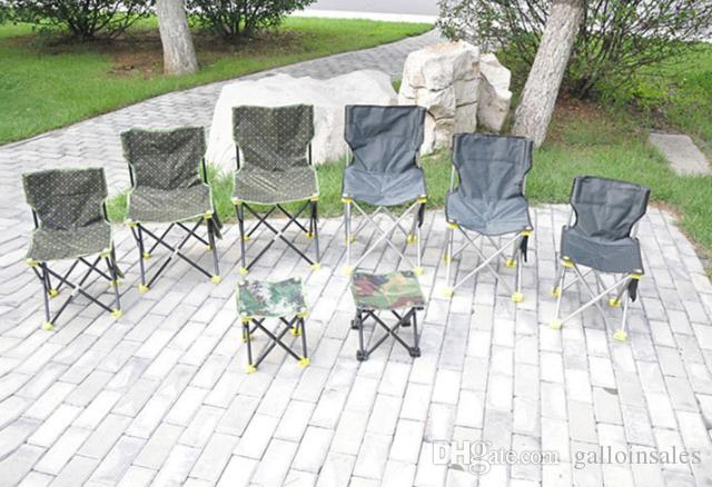 camping chair accessories tubular steel leather best selling lightweight garden outdoor folding beach fishing fcc001