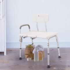 How To Make A Baby Shower Chair Kids With Canopy Medical 10 Adjustable Height Bath Tub Bench Stool Seat Back And Arm Online 44 58 Piece On Huangxinxin16 S Store Dhgate Com
