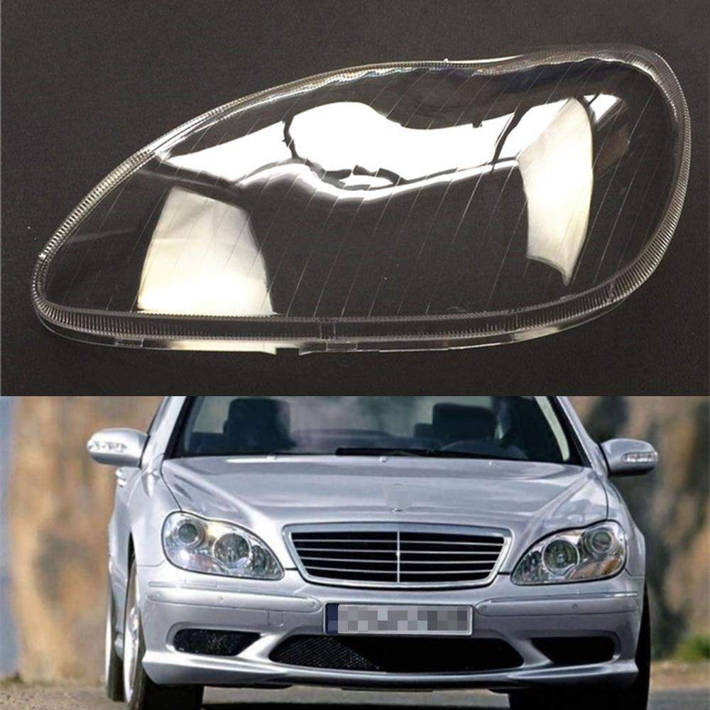 medium resolution of 2019 for mercedes benz w220 s600 s500 s320 s350 s280 car headlight headlamp clear lens auto shell cover 1998 2001 2002 2003 2004 2005 from david2014620