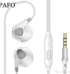 stereo bass earphone headphone with microphone wired gaming headset for phones samsung xiaomi iphone apple ear phone 2 sleep headphones stereo headphones  [ 1000 x 1000 Pixel ]