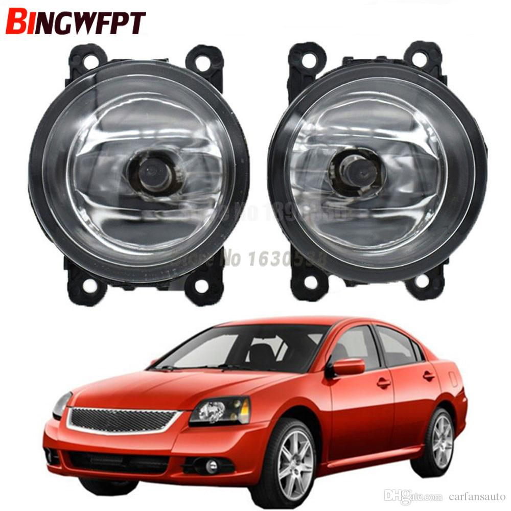 hight resolution of  pair fog lamp assembly super bright led fog light halogen light for mitsubishi galant dj ed ef saloon 2003 2007 hids lights hids lights for cars from