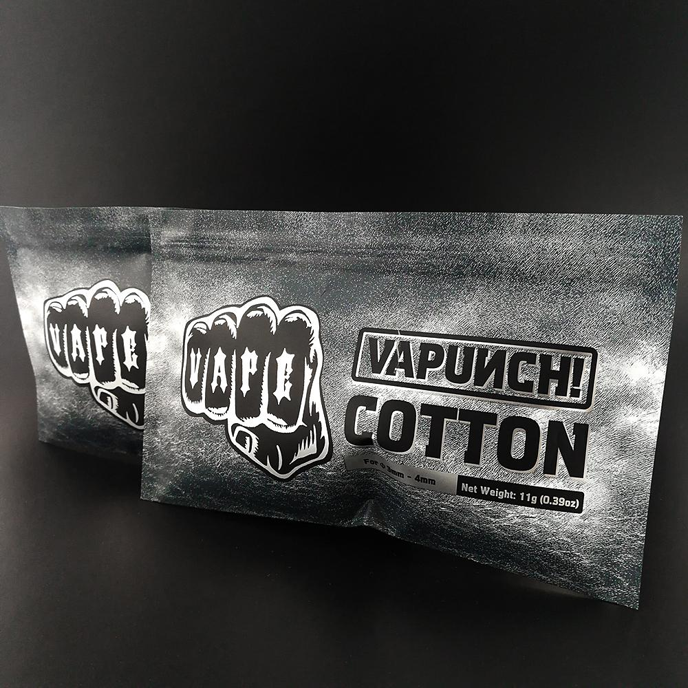 hight resolution of vapunch vape cotton for atomizer rda rta tank heating coil wire diy bacon organic shoelace cotton wick for electronic cigarette toroidal coil winder vaping
