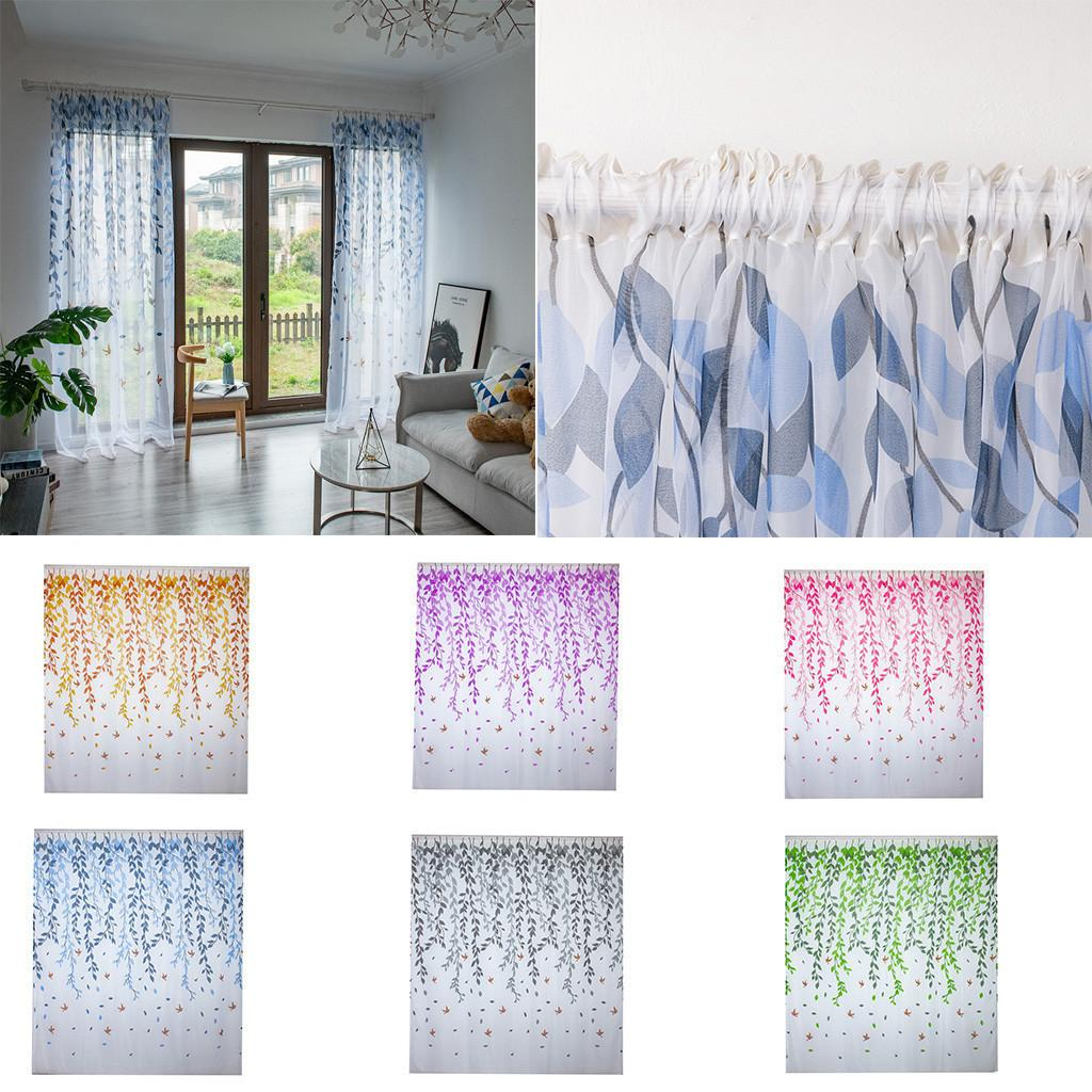 Garden Curtains Curtains Drapes Valances 1pc Valance