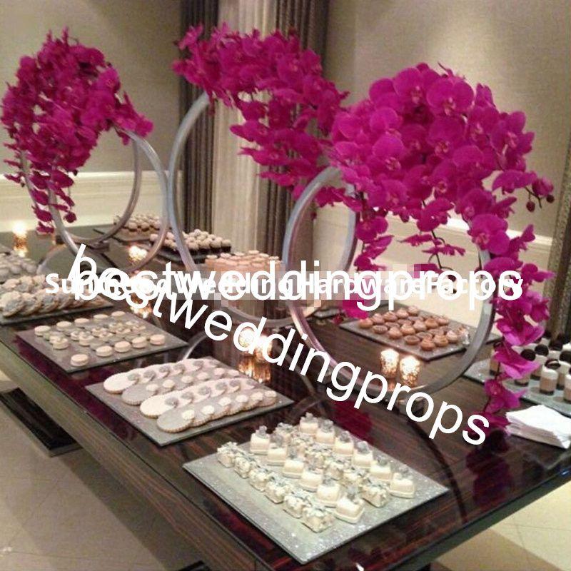 Blumengesteck Tisch Hochzeit