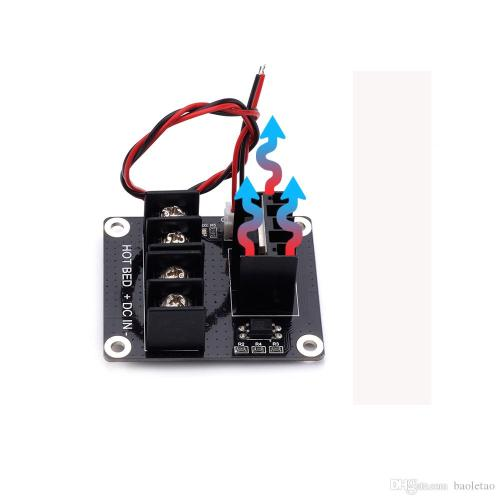 small resolution of 2019 3d printer heated bed power module hotbed mosfet expansion module inc 2pin lead with cable for anet a8 a6 a2 ramps 1 4 from baoletao 6 92 dhgate
