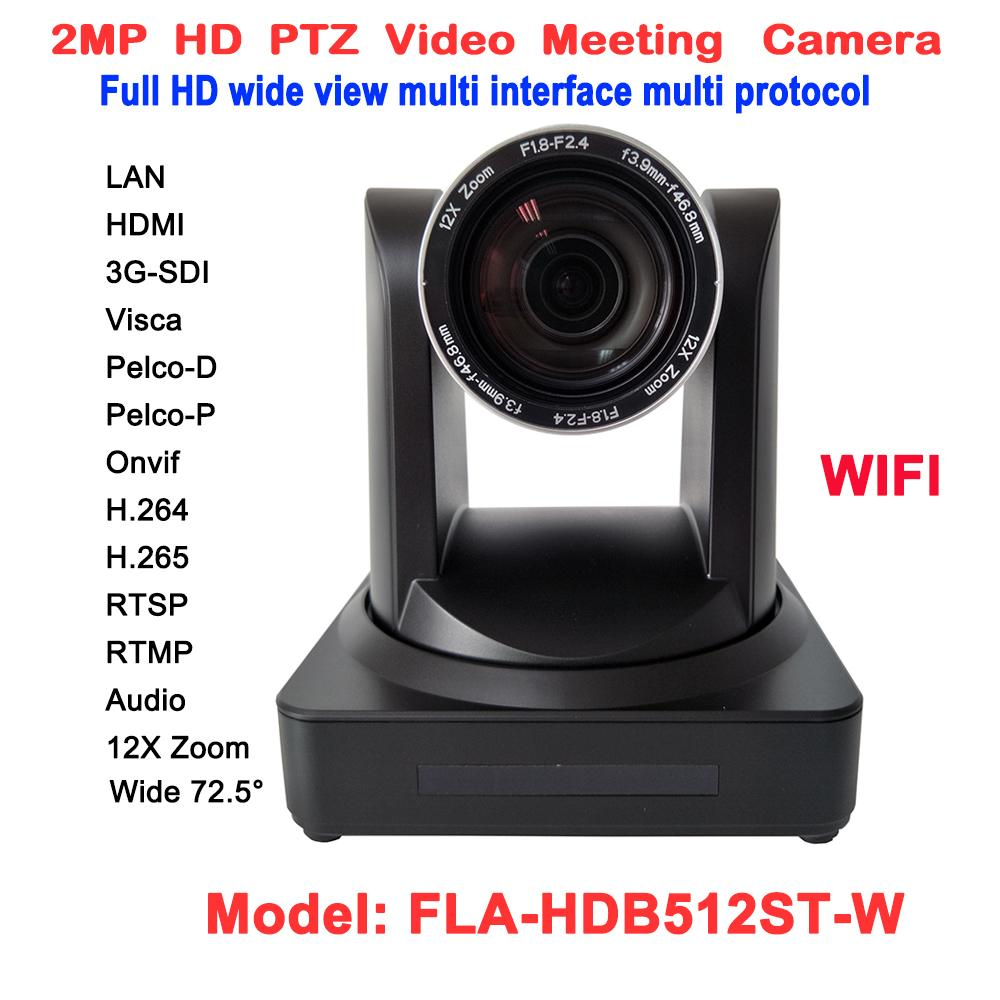 hight resolution of 2mp 1080p video conferencing rj45 ip stream ptz wireless camera 12x optical zoom 60fps with hdmi 3g sdi outputs security surveillance cameras security