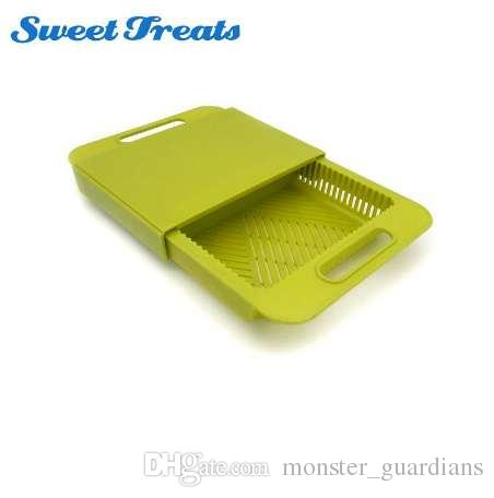 3 in 1 kitchen blue sink sweettreats cutting board removable chopping blocks drainage with drain basket shelf accessories canada 2019 from