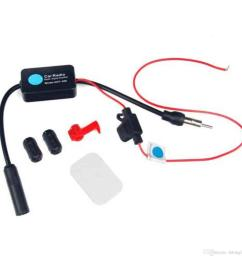 car stereo fm am radio signal antenna signal amp amplifier booster inline 12v car interior decor car interior decoration from letong168 5025 13 dhgate  [ 1280 x 1280 Pixel ]