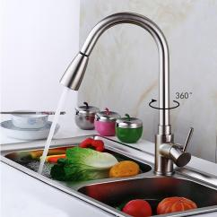 Cheap Kitchen Sink Play Wooden 2019 Single Handle Faucet Square Modern Stainless Steel Bar Hot And Cold Mixer Tap 360 Degree Swivel From Flaminglily