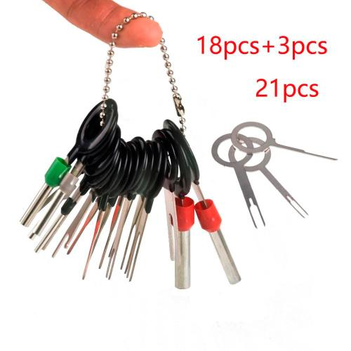 small resolution of auto car plug circuit board wire harness terminal extraction disassembled crimp pin back needle remove tool kit scanner for automobile diagnostics scanner