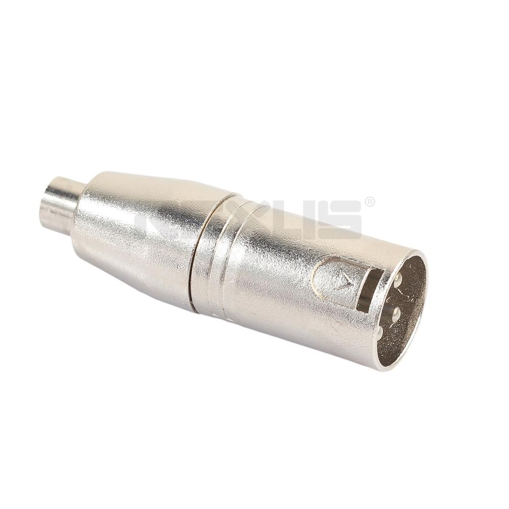 hight resolution of wiring connecting xlr canon 4pin audio microphone female socket industrial electrical
