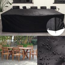 Pvc Waterproof Outdoor Garden Patio Furniture Cover Dust