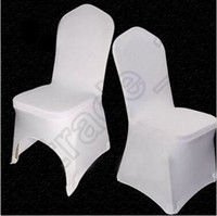 cheap white chair covers rental wholesale universal spandex buy for sale 200pcs cca4085 high quality polyester