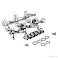 2019 Schaller Style Chrome Round Head Strap Lock Pin Peg