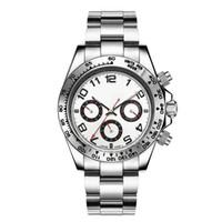 Factory Supplied Cool LED Watch Black & Silver Waterproof
