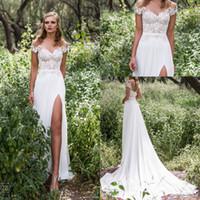 Wo Kann Man Strandentwurf Brautkleider Online Kaufen? Wo Kann Man