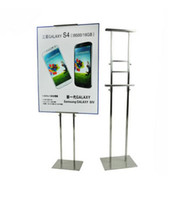 wholesale poster holder stand
