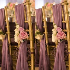 Chair Back Covers Wedding Burlap Sashes Wholesale Buy Cheap 2019 On For Sale Romantic Oceanfront Garden Cover Flower