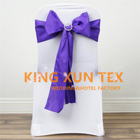 fitted chair covers for cheap hire melbourne wholesale buy 2019 sale price polyester plain sash with diamond buckle fit