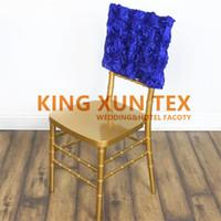 bulk satin chair covers posture balance seat wholesale rosette buy cheap 2019 online good looking chiavari hood cap cover