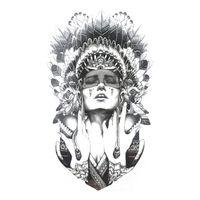 Venta Al Por Mayor De Tatuajes Indios Temporales Comprar Tatuajes