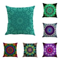 wholesale chair cushions yellow wedding covers buy cheap 2019 on sale in for 45 cm bohemia abstract pillow case geometry cushion cover mandala