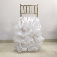 chair covers in bulk go accessories wholesale ruffled wedding buy cheap for sale lace organza weddding chiavari cover romantic