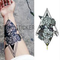 Venta Al Por Mayor De Tatuajes De Flores Pequeños Comprar Tatuajes
