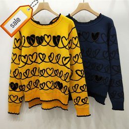 behind the chair promo codes wheelchair scientist hand knit clothing coupons deals 2019 get cheap women sweaters autumn and winter knitting love hollow out