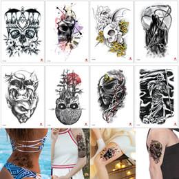 Distribuidores De Descuento Tatuajes Del Cráneo De Las Mujeres