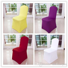 universal wedding chair covers sale desk pad wholesale white spandex cover canada best selling hot for