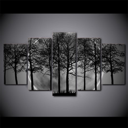 pas cher tableau noir blanc gris