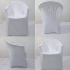 Plastic Chair Covers Nz Cover Hire Kings Lynn Chairs For Free Buy New Online Shipping Wholesale 100pcs Universal Arm Banquet With Outdoor