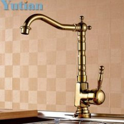 Gold Kitchen Electric Stove Faucets Canada Best Selling From Free Shipping Faucet Swivel Bathroom Basin Sink Mixer Tap