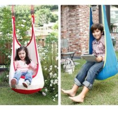 Indoor Hanging Chairs Canada Wingback Swing Best Selling From New Fashion Baby Children Hammock Kids Chair Outdoor