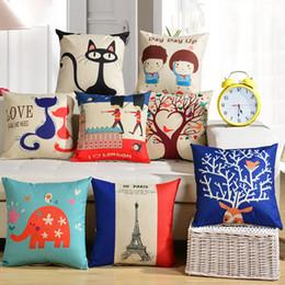 cars sofa chair light grey cheap cartoon online shopping throw pillow cotton linen car
