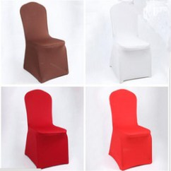 Lycra Chair Covers Nz Bathroom Vanity Stools Chairs Wedding Spandex Buy New Universal White Party