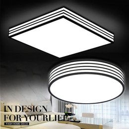 bright living room ceiling lights black and cream curtains light for online shopping super round square dimmable led